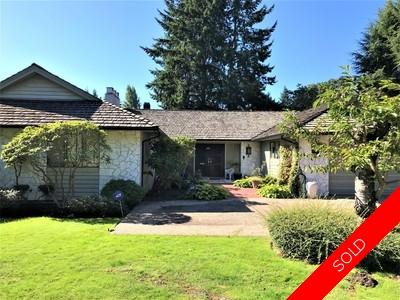 Musqueam/University House for sale:  3 bedroom 2,400 sq.ft. (Listed 2018-03-19)