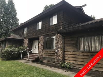 Musqueam/University House for sale:  6 bedroom 4,990 sq.ft. (Listed 2018-04-04)
