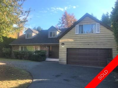 Musqueam/University House for sale:  5 bedroom 4,620 sq.ft. (Listed 2018-10-19)